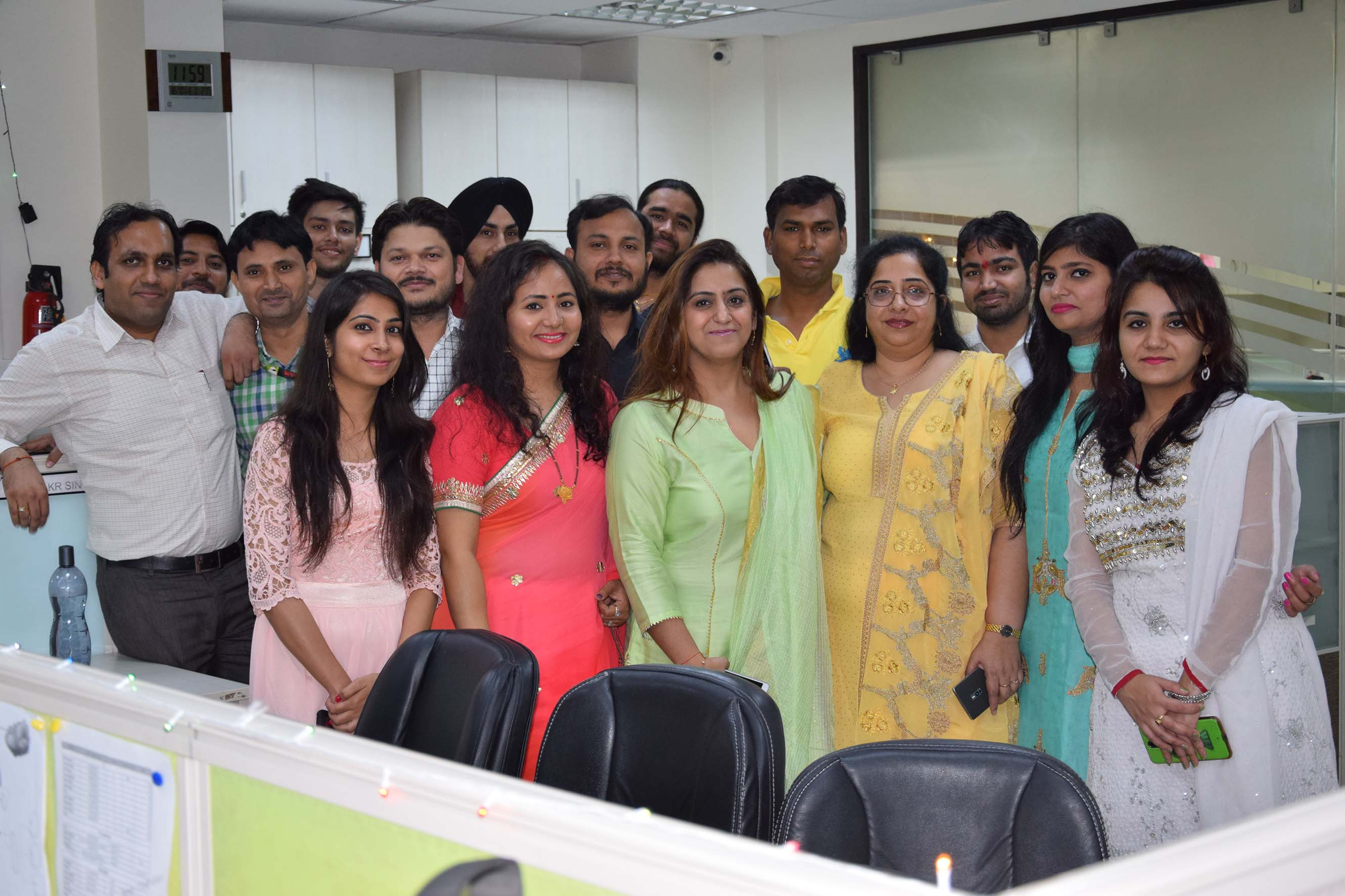 Corporate Office, Noida