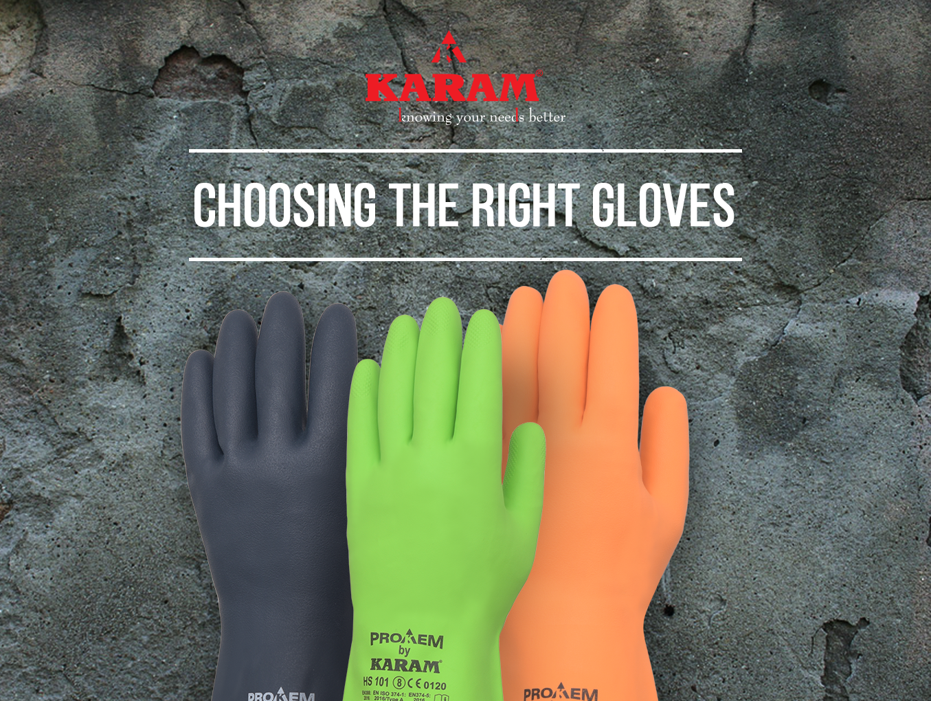 Selecting the Ideal Chemical Resistant Glove