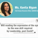 Will reading the expression of the eyes be the new skill required by Leadership, post Covid?
