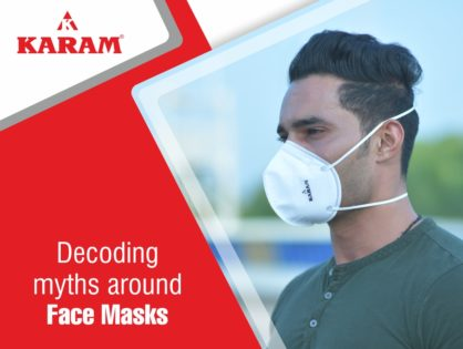 Decoding myths around Face Masks