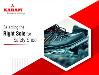 Selecting the Right Sole for Safety Shoe