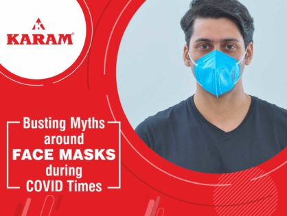 Busting Myths around Face Masks during COVID times