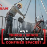Why a Tripod and Winch are not enough for working in Confined Spaces?